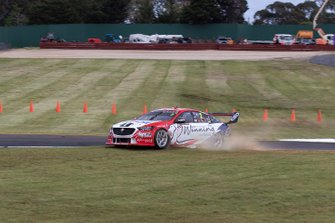 Ausritt: Scott Pye, Warren Luff, Walkinshaw Andretti United Holden