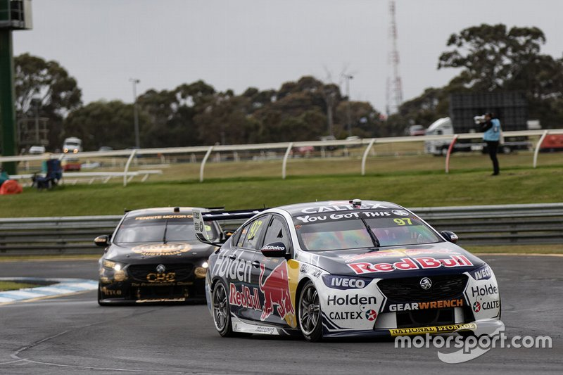 Shane van Gisbergen, Garth Tander, Triple Eight Race Engineering Holden