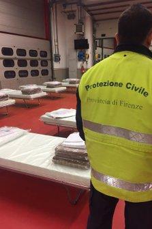 Assistenza al Mugello Circuit a cura della Protezione Civile