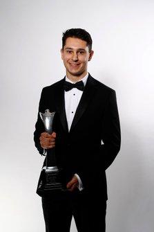 Luke Dardis gana el Premio Williams el Ingeniero del Futuro