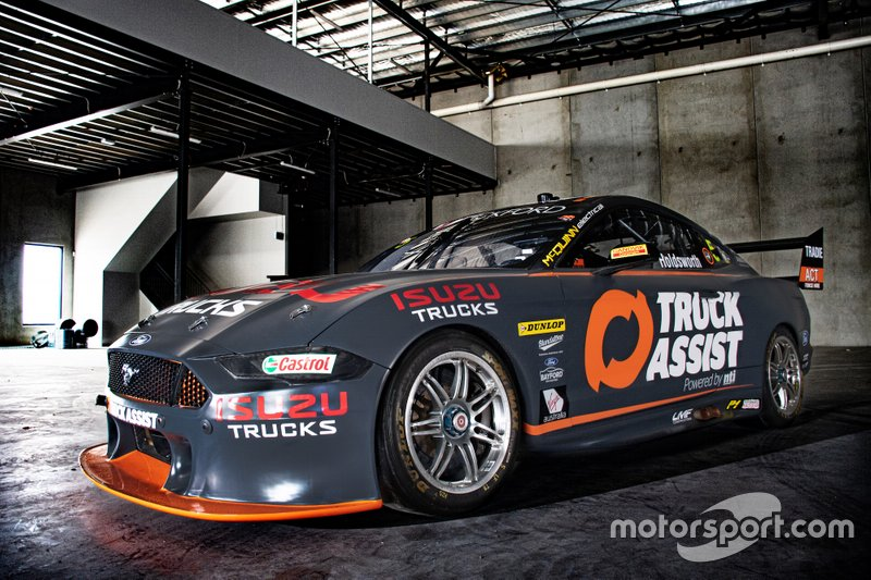 Lee Holdsworth, Tickford Racing Ford Mustang