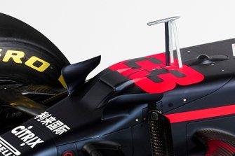 Dettagli Red Bull RB16