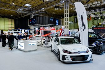 VW GTi at the Racing Line stand