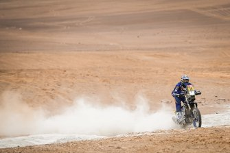 Ксавье де Сультрэ, Yamalube Yamaha Official Rally Team, Yamaha WR450F Rally (№18)