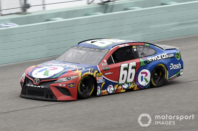 38. Timmy Hill, Phoenix Air Racing, Toyota Camry Rewards.com