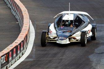 Terry Grant in de ROC Car