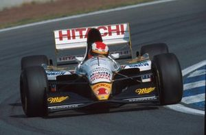 Johnny Herbert, Lotus 109 Mugen-Honda