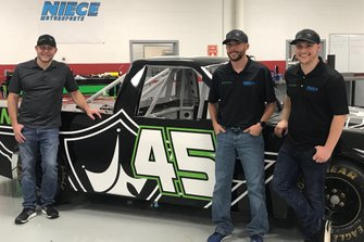 Ross Chastain and Reid Wilson, Niece Motorsports