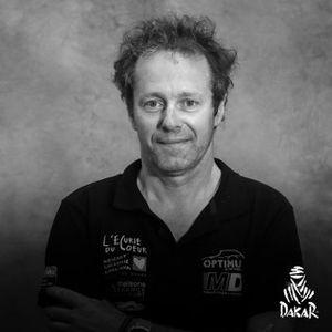 #363 MD Rallye Sport: Pascal Larroque