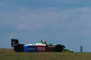 Nelson Piquet, Benetton Cosworth B190