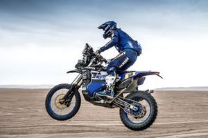 #18 Yamalube Yamaha Official Rally Team: Xavier De Soultrait