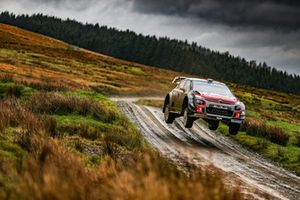 Craig Breen, Scott Martin, Citroën World Rally Team Citroën C3 WRC VIALATTE Aurelien