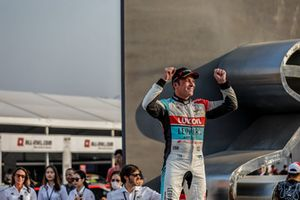 Podio: ganador de la carrera Jean-Karl Vernay, Audi Sport Leopard Lukoil Team Audi RS 3 LMS