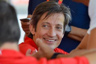 Massimo Rivola, PDG Aprilia Racing