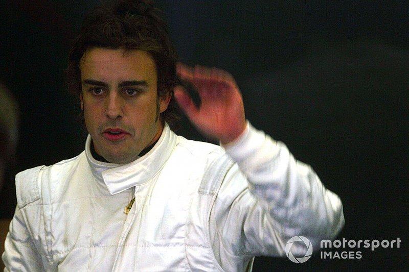 Fernando Alonso, remercie les ingénieurs McLaren