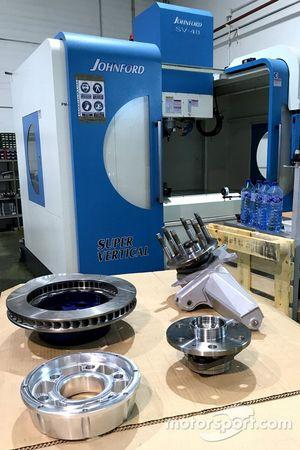SsangYong Rexton DKR üretimi