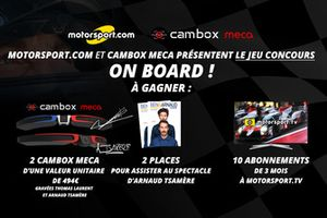 jeu concours Cambox Meca