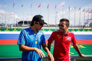 Роберто Мери, Campos Vexatec Racing, и Антонио Фуоко, Charouz Racing System