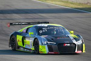 #17 Belgian Audi Club Team WRT Audi R8 LMS: Stuart Leonard, Frederic Vervisch, Sheldon van der Linde