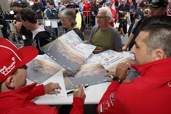 Fabian Coulthard, Tony D'Alberto, DJR Team Penske Ford