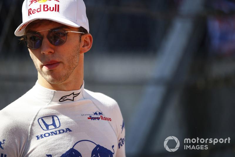 6 місце — П'єр Гаслі (Франція, Red Bull) — коефіцієнт 21,00
