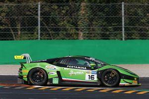 Lamborghini Huracan-GT3 #16, Imperiale Racing: Postiglione-Basz