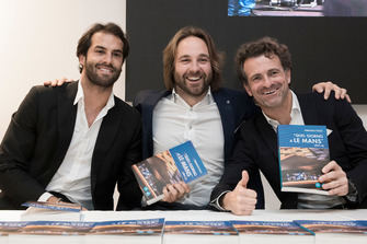 Felipe Nasr, Giorgio Sernagiotto e Roberto Lacorte, Cetilar Villorba Corse