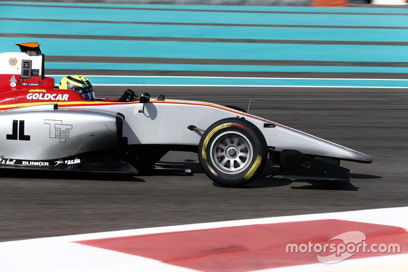 Linus Lundqvist, Campos Racing