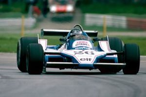 Jacques Laffite, Ligier-Cosworth