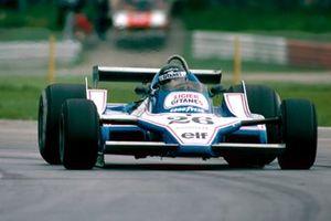 Jacques Laffite, Ligier-Cosworth