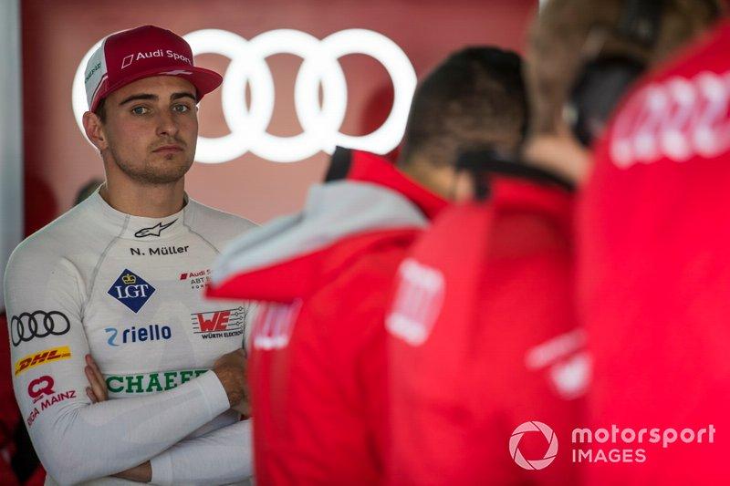 Nico Muller, Audi Sport ABT Schaeffler, Audi e-tron FE05