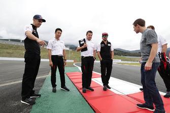 Sébastien Buemi, Fernando Alonso, Anthony Davidson, Kazuki Nakajima, Toyota Gazoo Racing