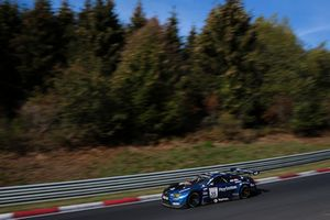 #35 Walkenhorst Motorsport BMW M6 GT3: Jonathan Hirschi, Jordan Tresson, Hunter Abbott