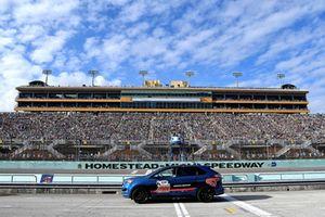 Pace-Car auf dem Homestead-Miami Speedway