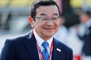 Takahiro Hachigo, Chief Executive Officer, Honda Motor Co
