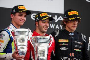 Lando Norris, Carlin, Antonio Fuoco, Charouz Racing System, Roberto Merhi, Campos Racing
