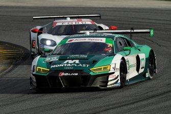 #29 Montaplast by Land Motorsport Audi R8 LMS GT3, GTD: Daniel Morad