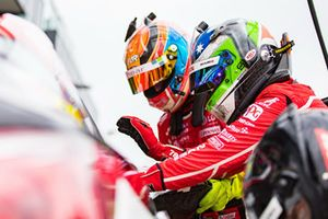 Alex Rullo, Simona de Silvestro, Nissan Motorsport Nissan