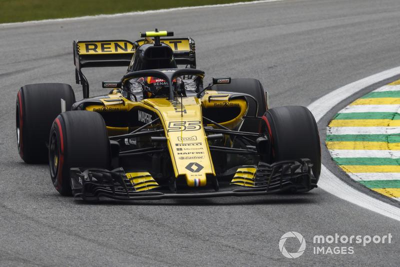 Карлос Сайнс-мол., Renault Sport F1 Team R.S. 18