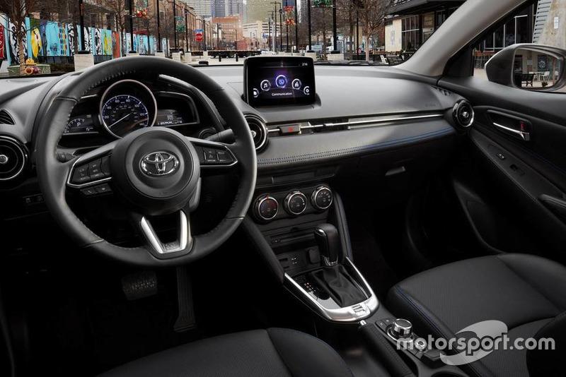 Toyota Yaris Sedan 2019 року