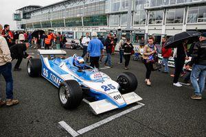 Plateau FIA Masters Historic Formula One