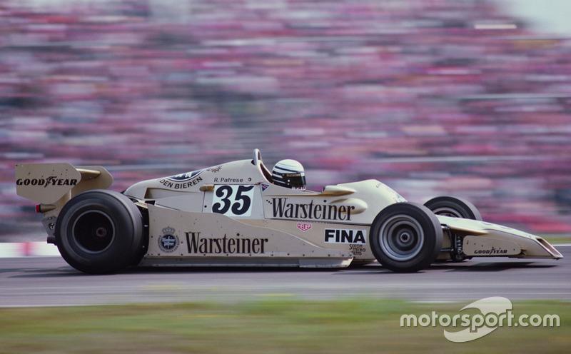 Riccardo Patrese, Arrows FA1
