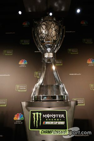 Meistertrophäe der Monster Energy NASCAR Cup Series
