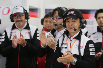 Shigeki Tomoyama, President Gazoo Racing Company