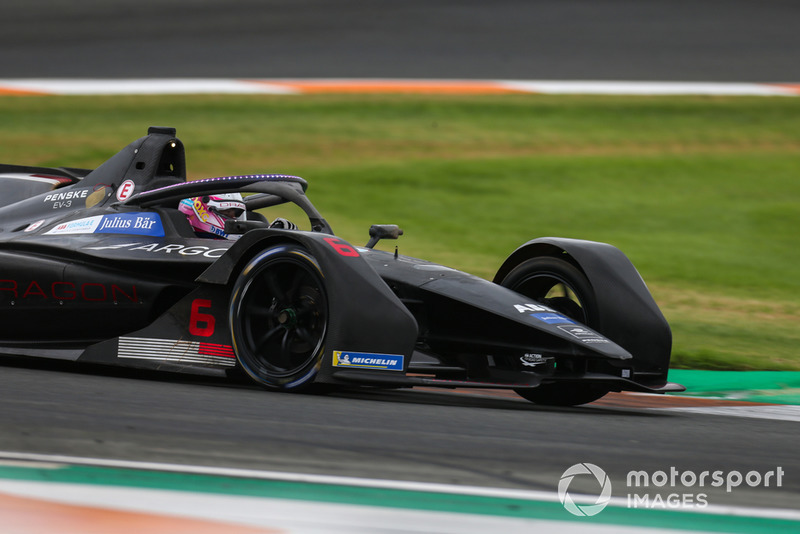 Maximilian Günther, Dragon Racing, Penske EV-3