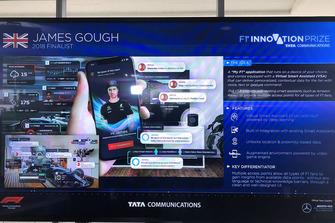 The Tata Communications F1 Innovation Prize