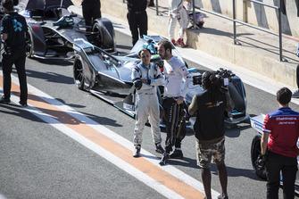 Felipe Massa, Venturi Formula E, Jean-Eric Vergne, DS TECHEETAH, DS E-Tense FE19