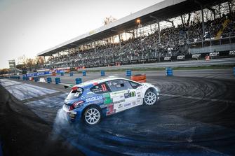 Паоло Андреуччи, Анна Андреусси, Peugeot 208 T16 R5