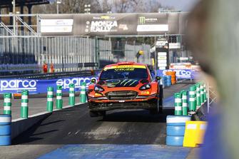 Роберто Бривио, Лука Бривио, Ford Fiesta WRC