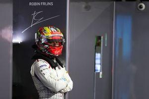 Робин Фрейнс, Virgin Racing